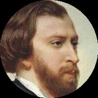 Picture of A. de Musset