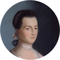 Picture of Abigail Adams