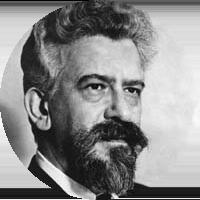 Picture of Abraham Joshua Heschel