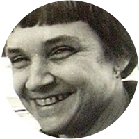 Picture of Adrienne Rich