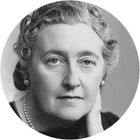 Picture of Agatha Christie