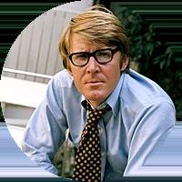 Picture of Alan Bennett