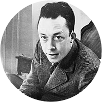 Picture of Albert Camus