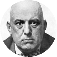 Picture of Aleister Crowley