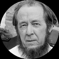 Picture of Aleksandr Solzhenitsyn