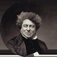 Picture of Alexandre Dumas