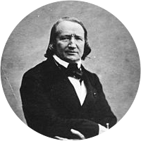 Picture of Alfred Victor Vigny