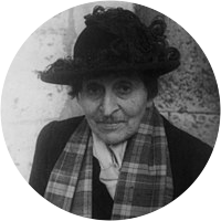 Picture of Alice B. Toklas