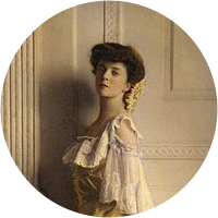 Picture of Alice Roosevelt Longworth
