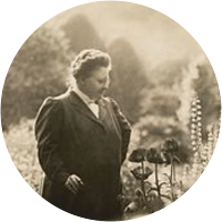 Picture of Amy Lowell