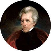 Picture of Andrew Jackson