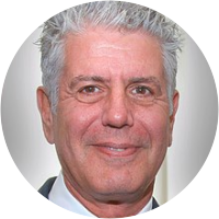 Picture of Anthony Bourdain