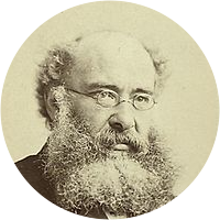 Picture of Anthony Trollope