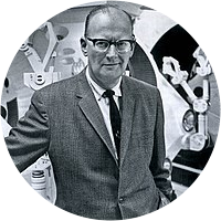 Picture of Arthur C. Clarke