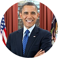 Picture of Barack Obama