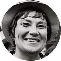 Picture of Bella Abzug