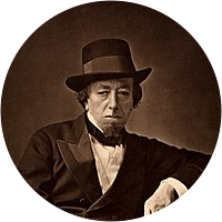 Picture of Benjamin Disraeli