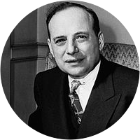 Picture of Benjamin Graham