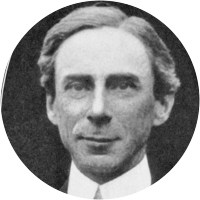 Picture of Bertrand Russell