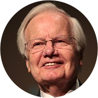 Picture of Bill Moyers