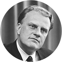 Picture of Billy Graham