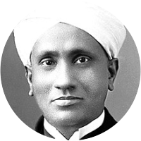 Picture of C. V. Raman