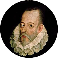 Picture of Cervantes
