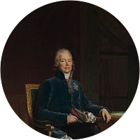 Picture of Charles Maurice de Talleyrand-Périgord