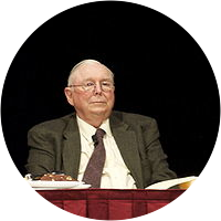 Picture of Charlie Munger