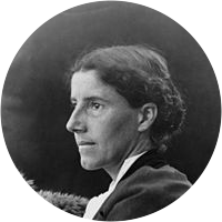 Picture of Charlotte Perkins Gilman