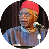 Picture of Chinua Achebe