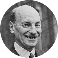 Picture of Clement Atlee