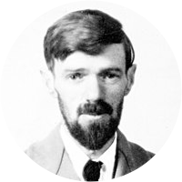Picture of D. H. Lawrence