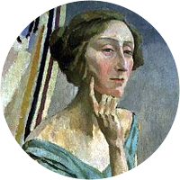 Picture of Dame Edith Sitwell