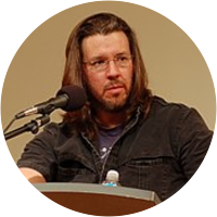 Picture of David Foster Wallace