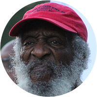 Picture of Dick Gregory