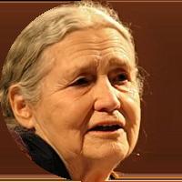 Picture of Doris Lessing