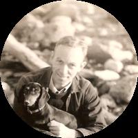 Picture of E. B. White