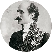Picture of Edmond Rostand