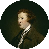 Picture of Edmund Burke