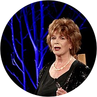 Picture of Edna O'Brien