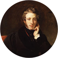 Picture of Edward Bulwer-Lytton