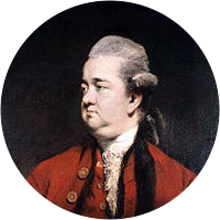 Picture of Edward Gibbon
