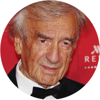 Picture of Elie Wiesel