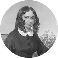 Picture of Elizabeth Barrett Browning