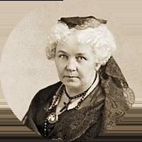 Picture of Elizabeth Cady Stanton