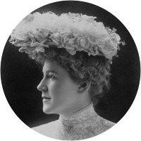 Picture of Ella Wheeler Wilcox