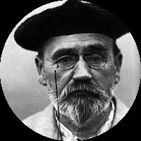 Picture of Emile Zola