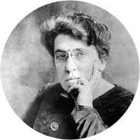 Picture of Emma Goldman