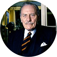 Picture of Enoch Powell